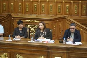 Diputada Odalis Monzon Designada como presidenta de la nueva junta directiva del GPI, capítulo Venezuela.